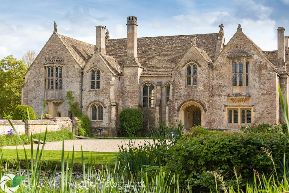 Great Chalfield Manor.. it's very old!
