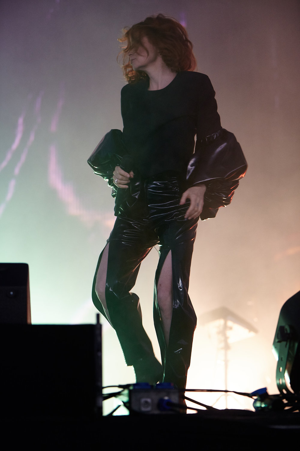 Goldfrapp @ Glastonbury 2017© Marc Aitken 2017 18.jpg