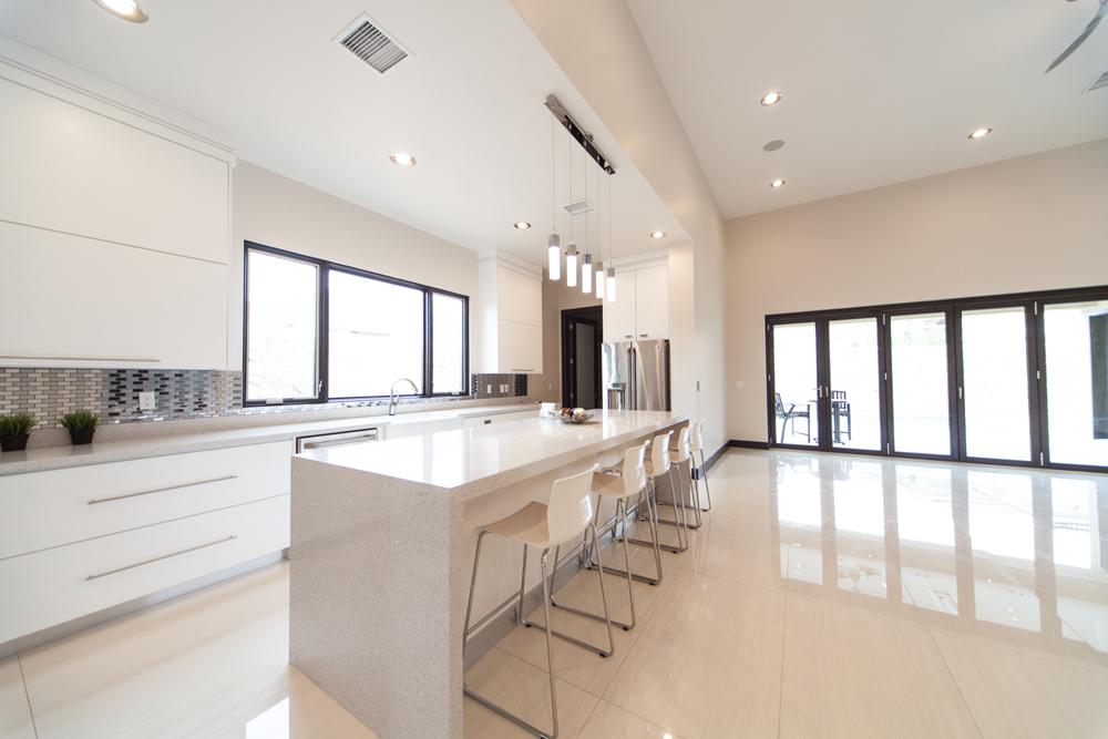 Pointe Homes New Custom Kitchen
