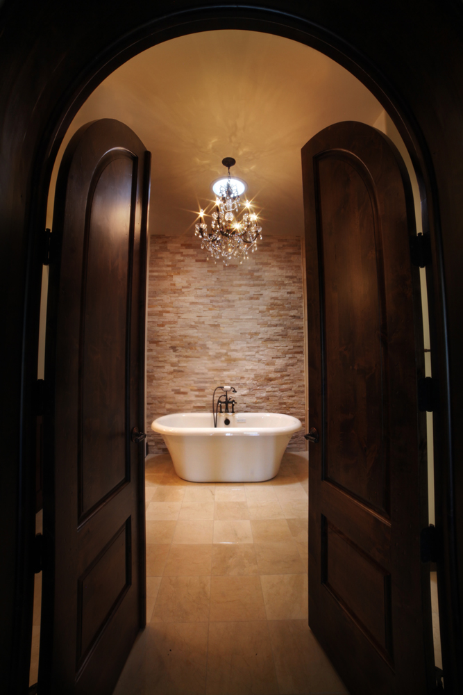 Pointe Homes New Custom Bath