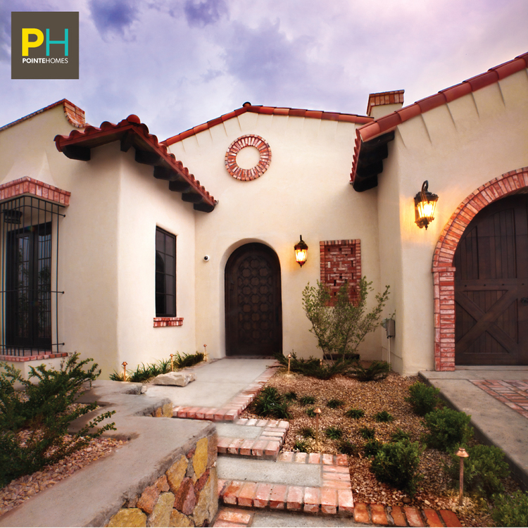 Welcome Home El Paso Home Builders Pointe Homes El Paso New And