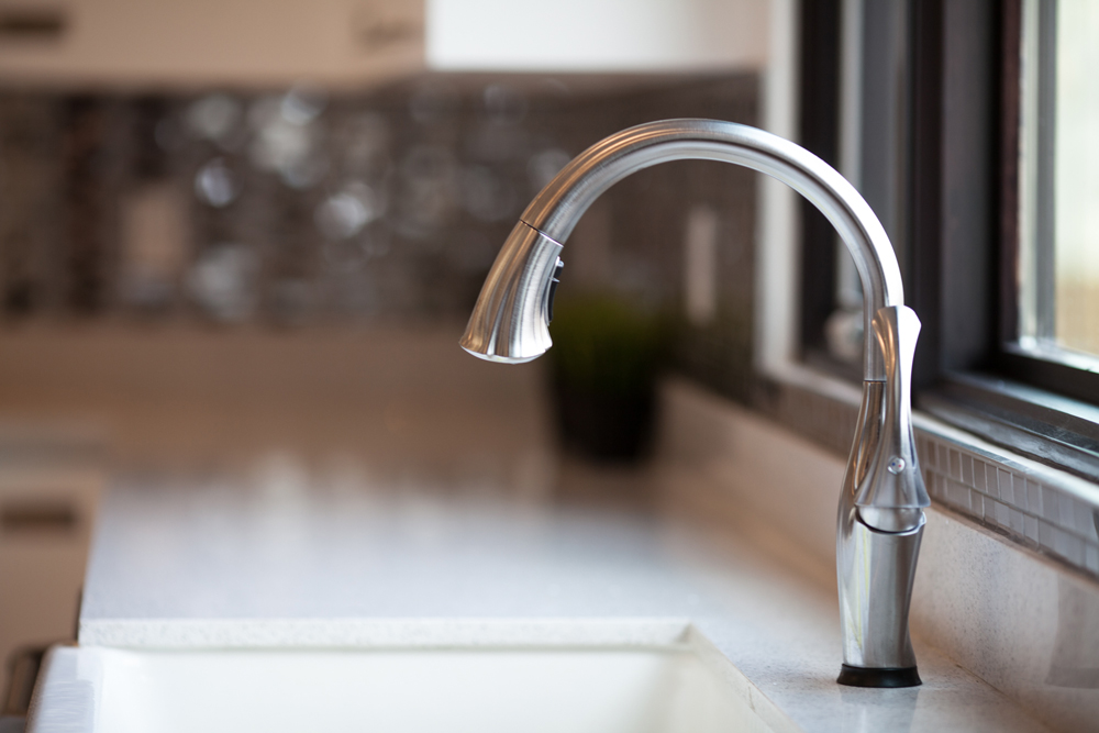 Faucets in New Homes