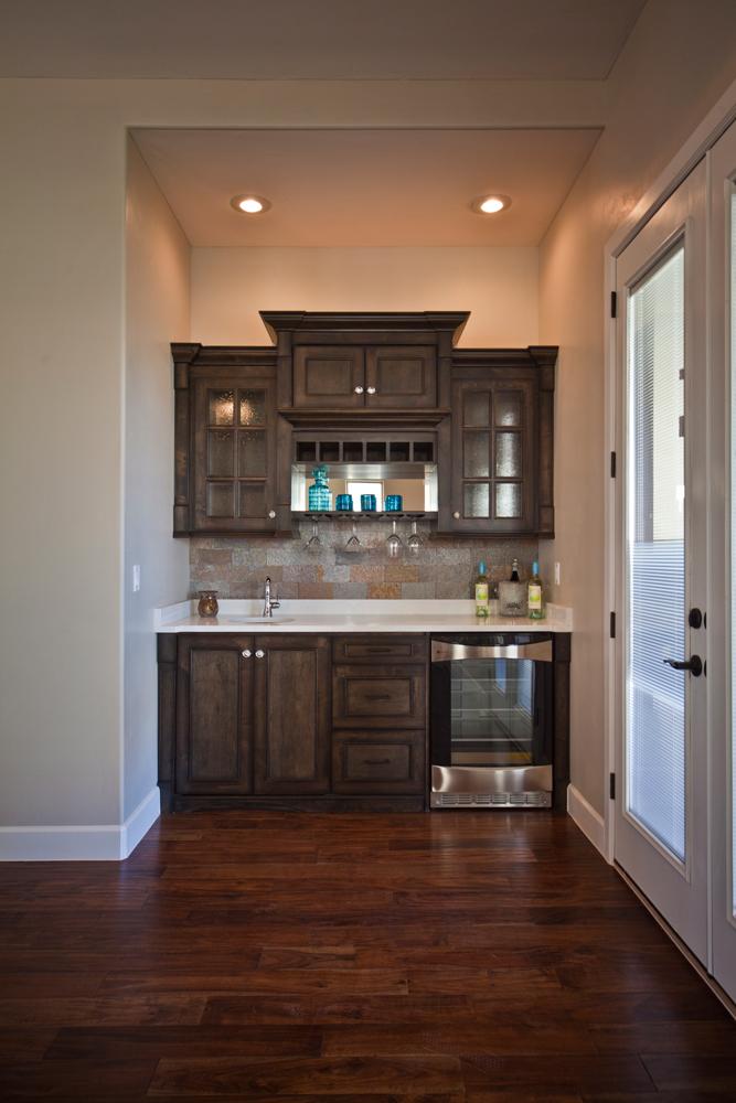 Wet Bars in New Homes | El Paso Home Builders — POINTE HOMES El Paso ...