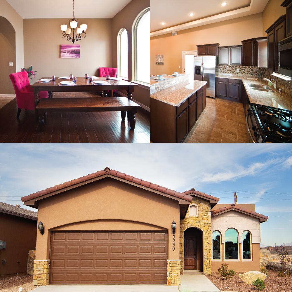 New Homes Custom Builder El Paso Sale