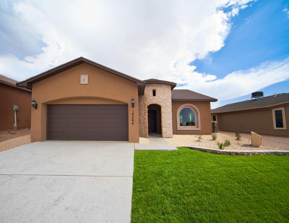 New Homes El Paso Builders