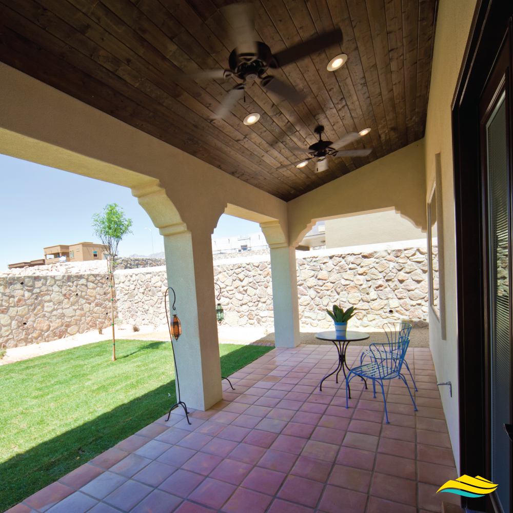 The Weather Is Definitely Getting Warmer, And Itu0027s The Perfect Time To Add  To The Patio In Your New Home. In El Paso, We Have So Many Sunny Days A  Year, ...