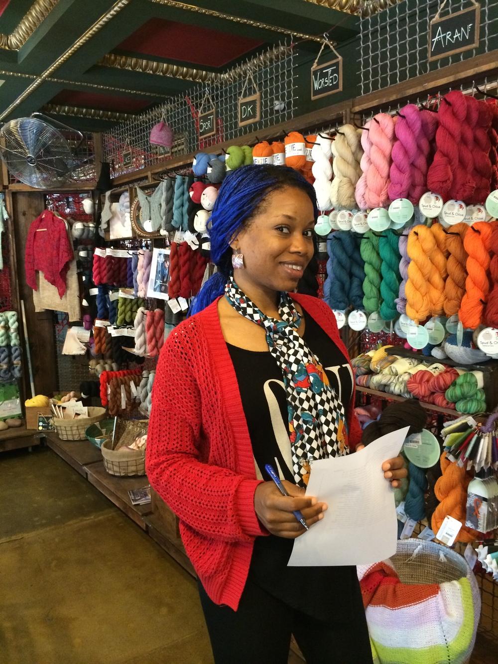 Yarn Shoppe