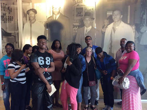 Greensboro, NC Visit: International Civil Rights Museum
