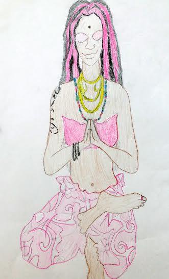 Illustration:Jailen Moore, 7th grade.
