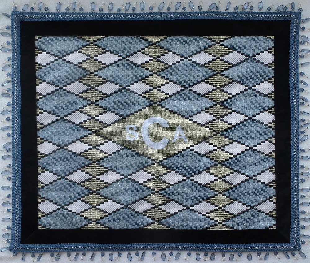 Needlepoint Challah Cover CC-46  .jpg