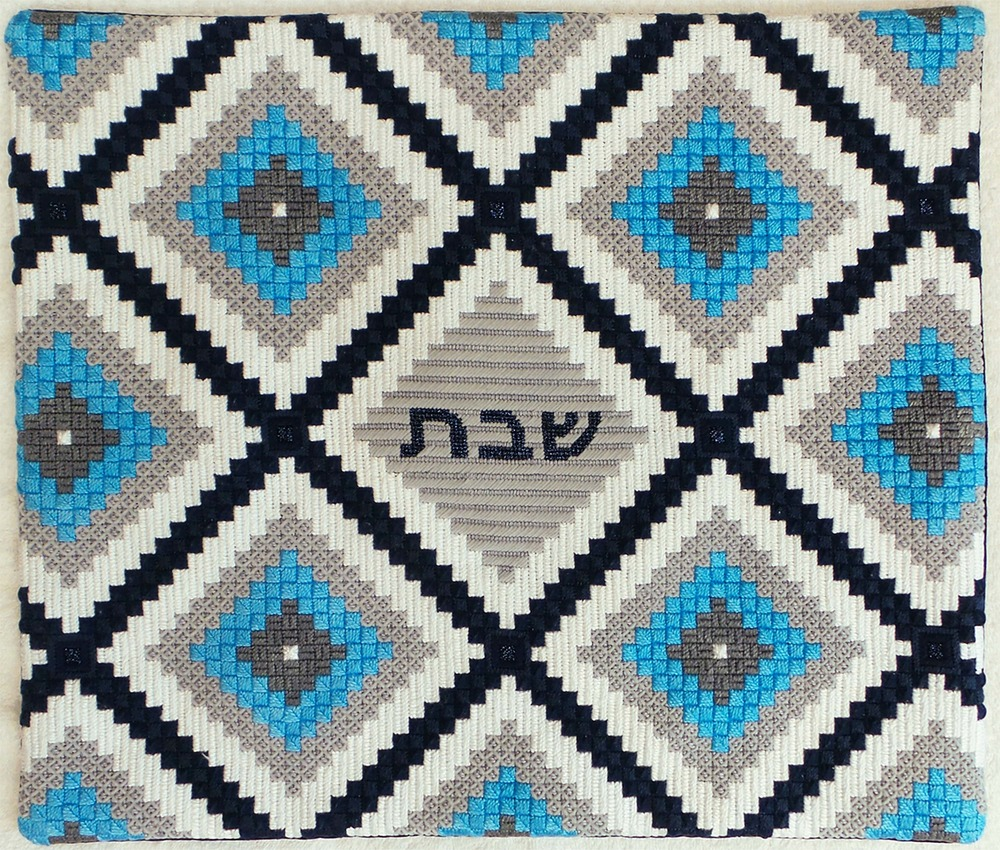 Needlepoint Challah Cover CC-58 .jpg