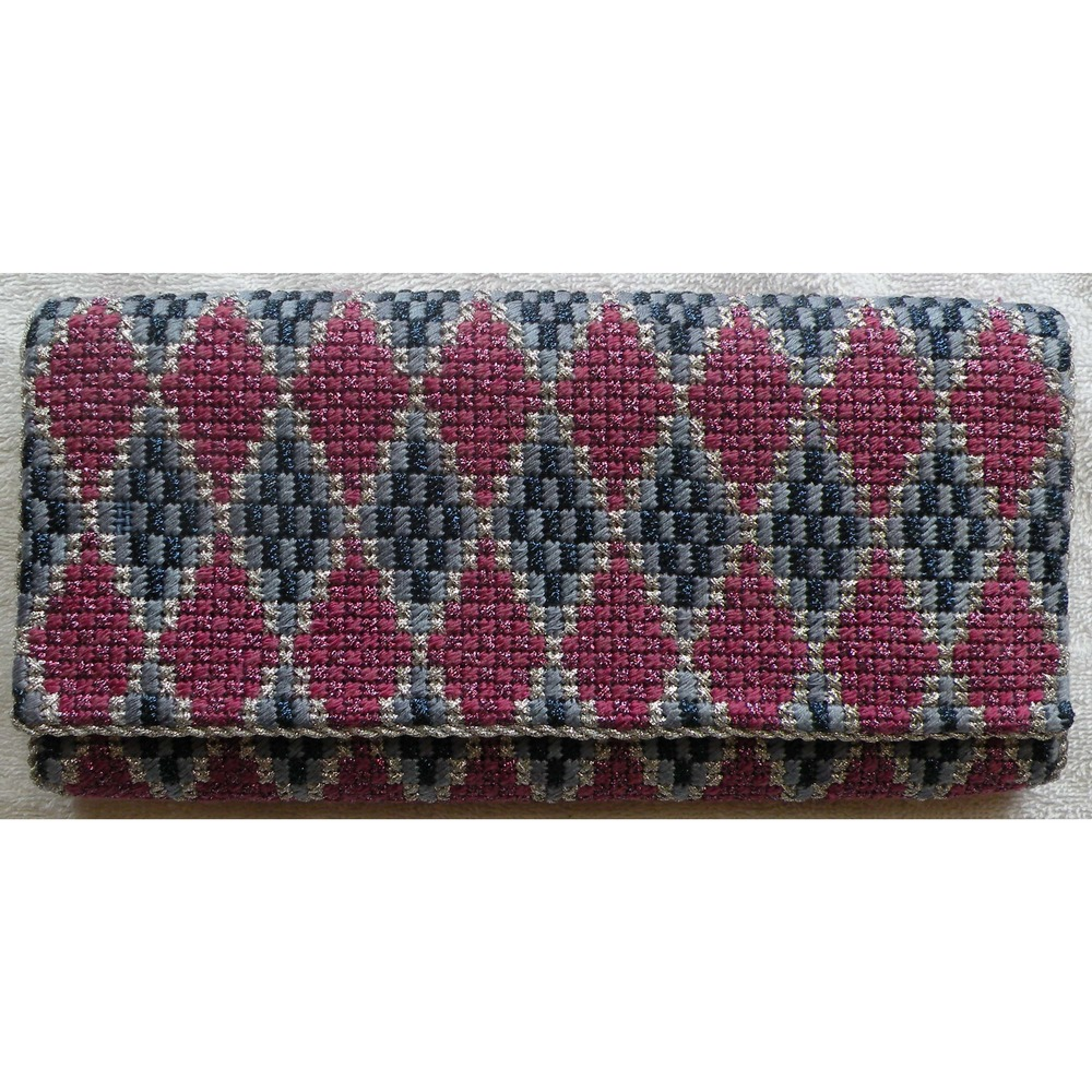needlepoint handbag purse R66B .JPG