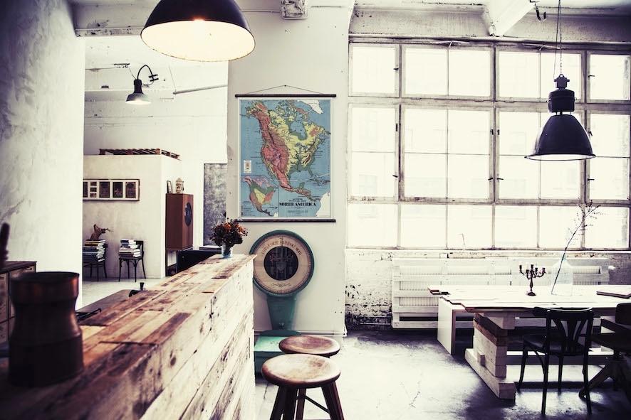 fabrik 23. Black Bedroom Furniture Sets. Home Design Ideas