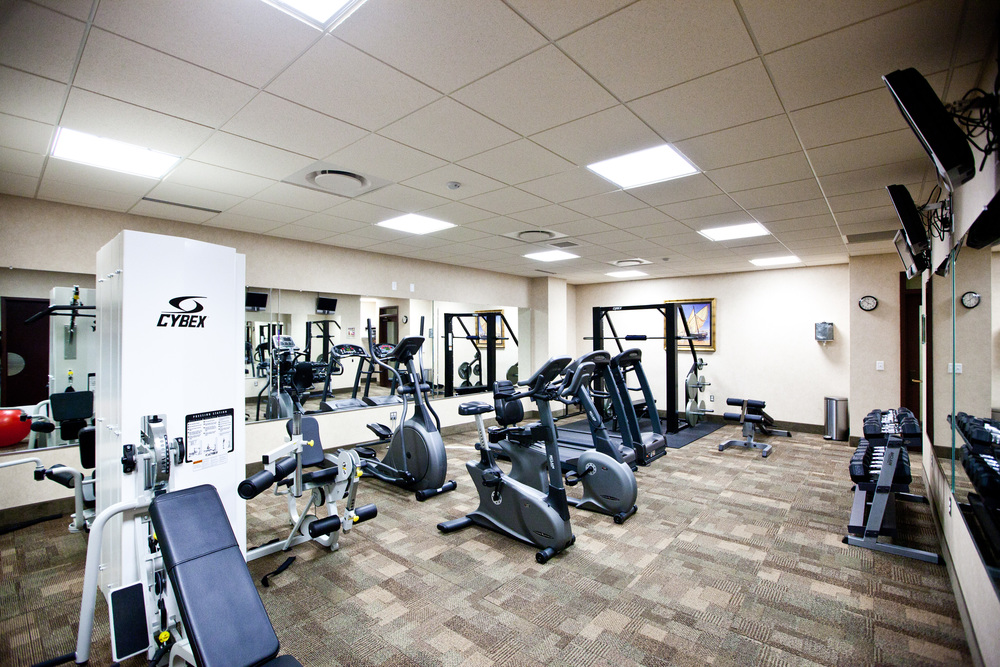 Tenant Exercise Room