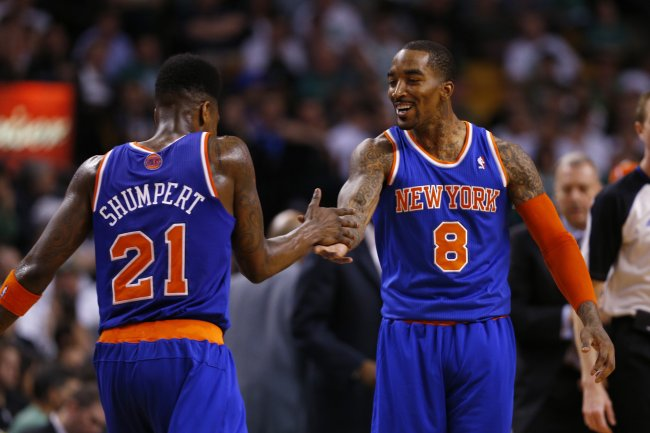Shumpert and Smith probably won't be together next season