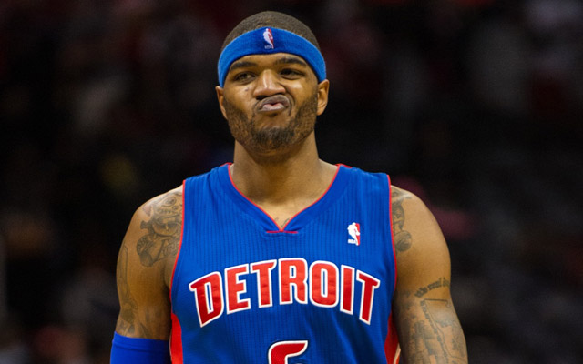 Josh Smith's first season in Detroit should be his only season there.