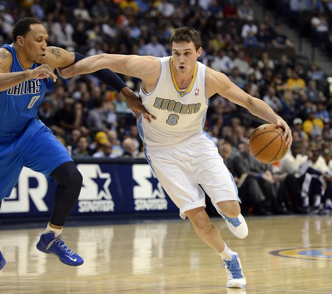 Gallinari's return could help the Nuggets make the playoffs