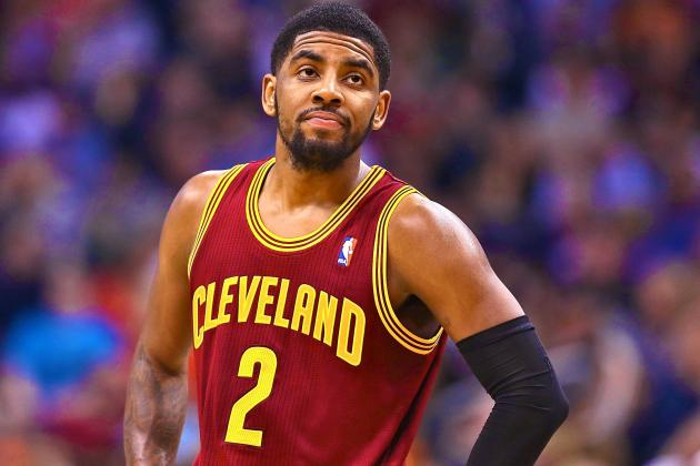 Kyrie Irving still has a lot of work to do before the Cavs can have a big 3. Christian Petersen/Getty Images