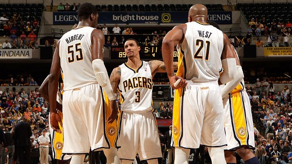 Can this Pacers core survive without Paul George and Lance Stephenson? Ron Hoskins/NBAE via Getty