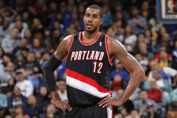 LaMarcus Aldridge is a solid player. Hopefully he can do some things with the Blazers Rocky Widner - Getty Images
