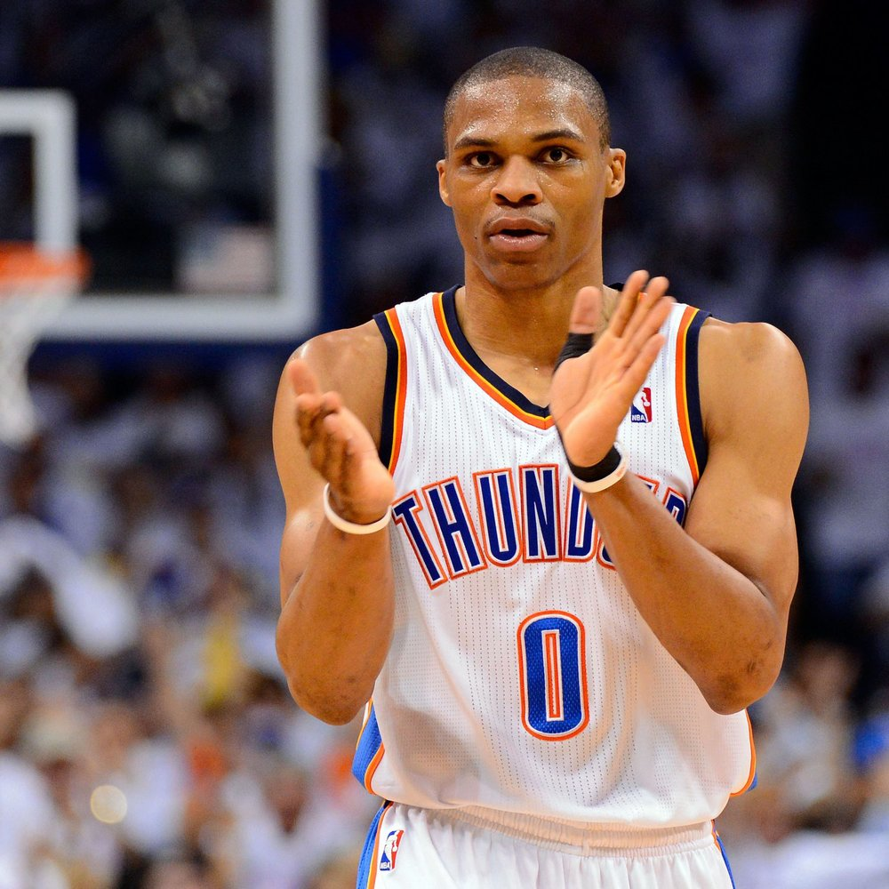 Russell Westbrook will be healthy to start the season.