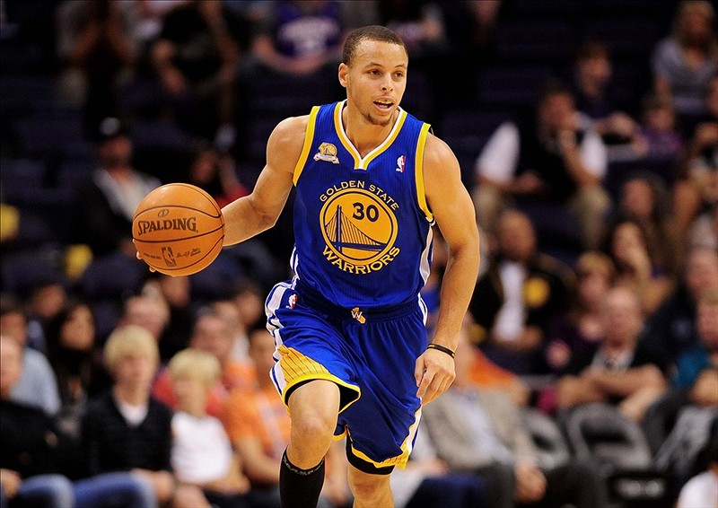 Stephen Curry is the best 3 point shooter in the league.