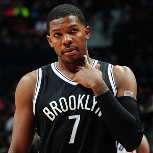 Joe Johnson still gets the job done.