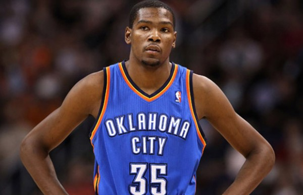 Will Kevin Durant stick with the Thunder after the 2015-16 season?
