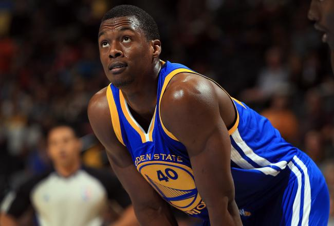 Harrison Barnes has to step his game up for the Warriors this season.
