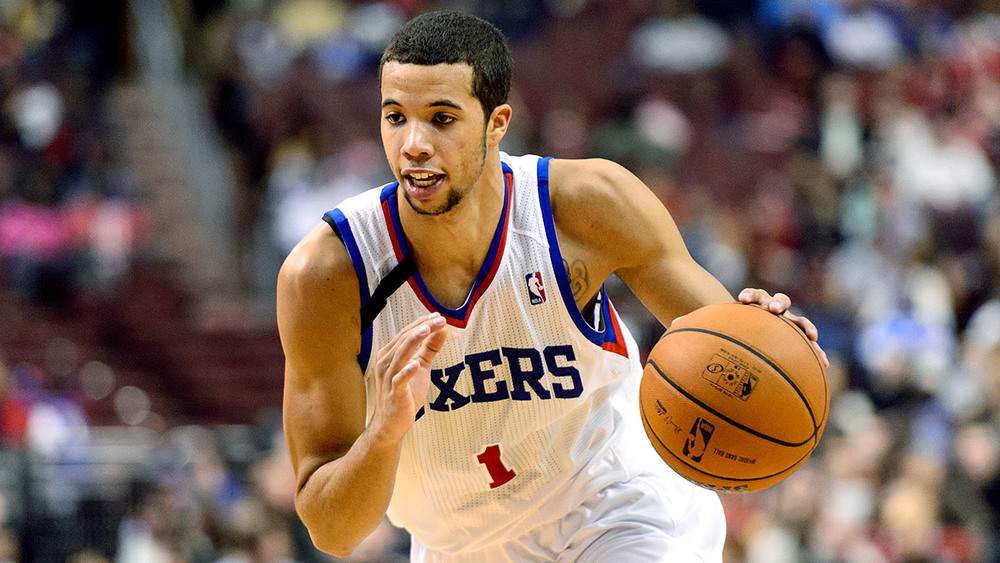 Michael Carter-Williams will have to improve after winning rookie of the year last year.