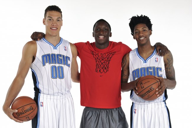 This is a good core going forward for the Magic (Aaron Gordon, Victor Oladipo, Elfrid Payton)