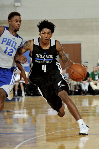 Elfrid Payton will fit next to Oladipo in the Magic backcourt.