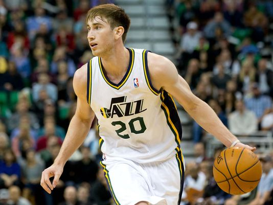 Gordon Hayward got paid in the off-season. He needs to have a big year for the Jazz.