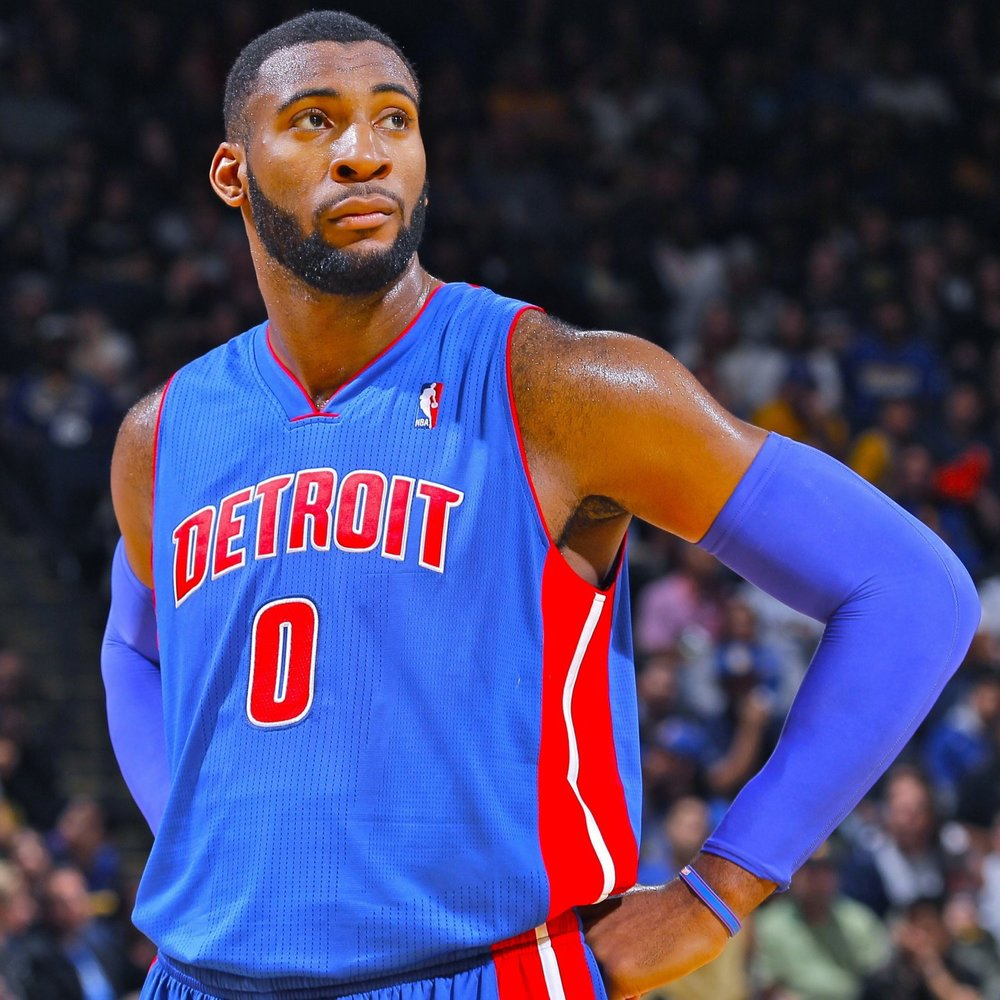Andre Drummond was second in the NBA with 57 Double-Doubles last year