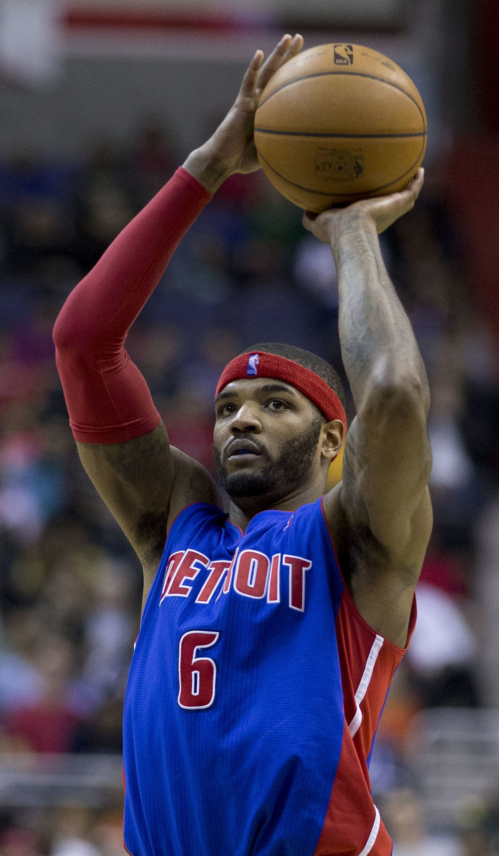 Josh Smith will help his team if he stops taking jump shots.