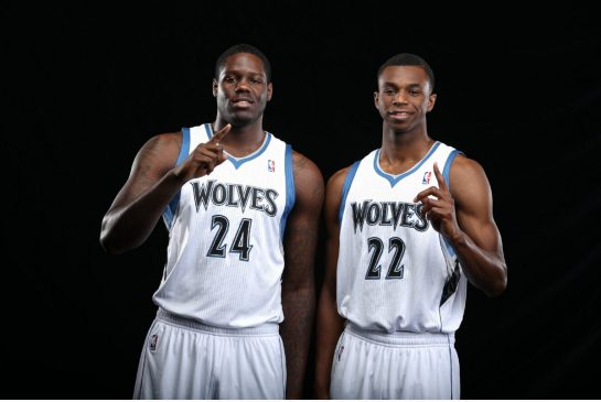 Will Anthony Bennett have a bounce back season? Will Andrew Wiggins win Rookie of the Year?