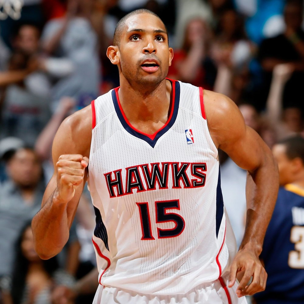 All-Star Al Horford was limited to 29 games last season.