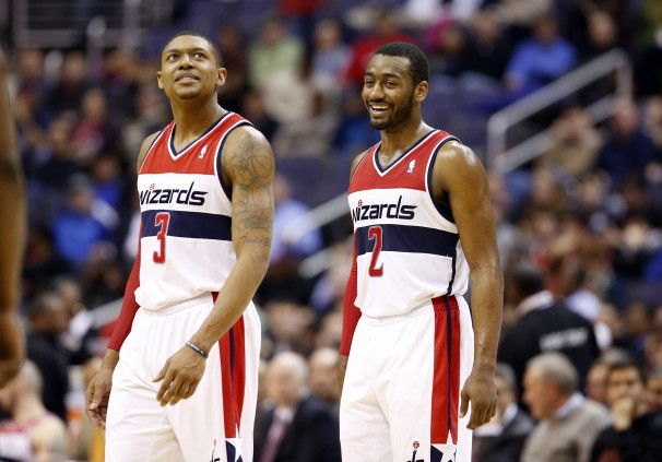Bradley Beal and John Wall will have more to smile about this season