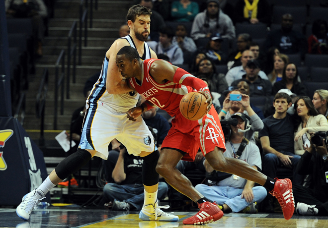 Marc Gasol vs Dwight Howard should be a great matchup.