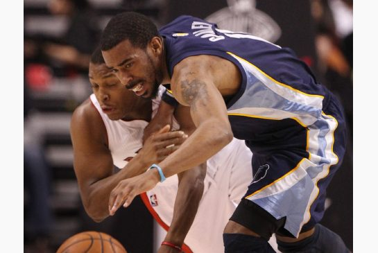 Two of the most underrated point guards in the league; Kyle Lowry and Mike Conley