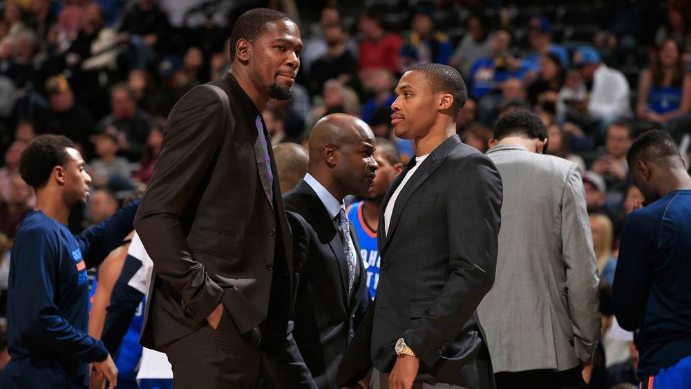 The Thunder really need Kevin Durant and Russell Westbrook, but are they being rushed back?