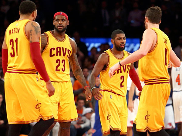 The Cavaliers are slowly figuring things out as they have won six in a row.