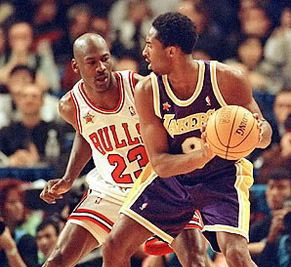 Why wouldn't Kobe mold his game after Jordan's?