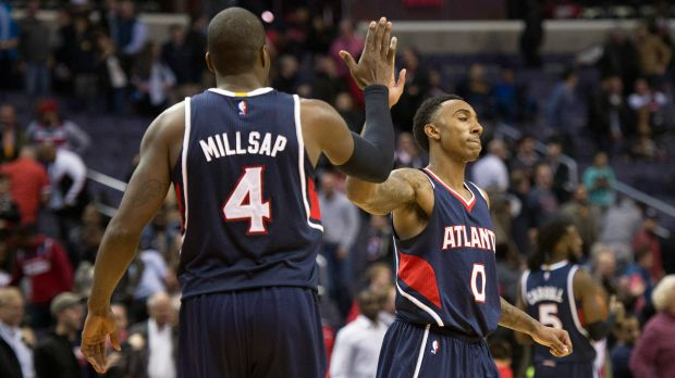 The Atlanta Hawks have been hot lately, winning 12 of 13 games.