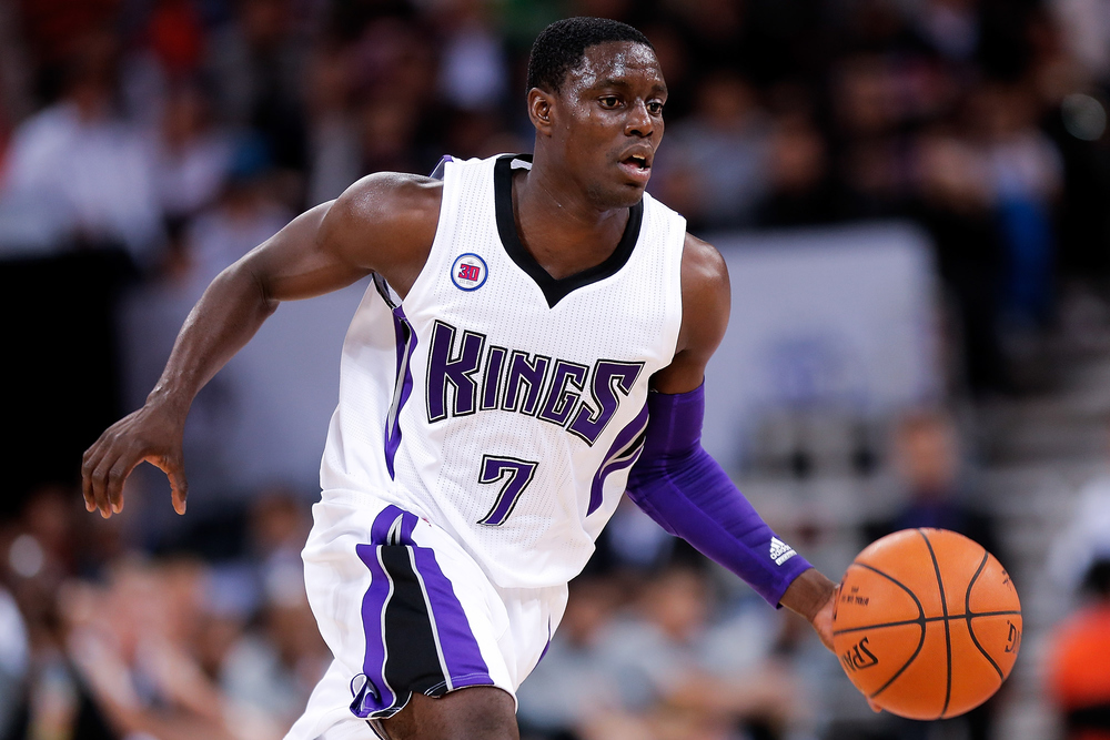Darren Collison is putting up similar numbers to Deron Williams this season.