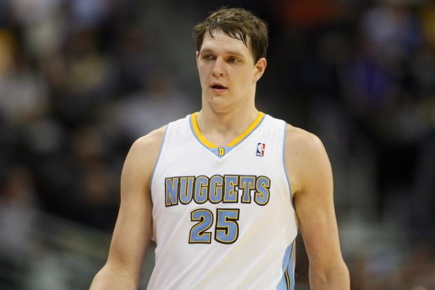 Not the biggest name out there but Timofey Mozgov could help the Cavs.