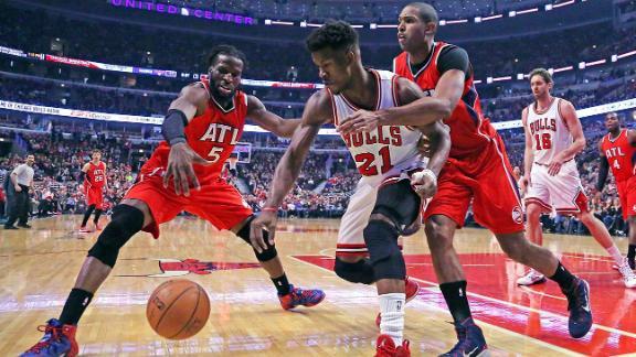 A league best 12 game winning streak. The Atlanta Hawks have the best defense in the NBA.