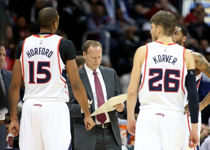 The best team in the NBA right now. The Hawks are on a 19 game winning streak.