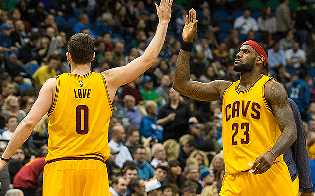 The Cleveland Cavaliers are on a 10 game winning streak.