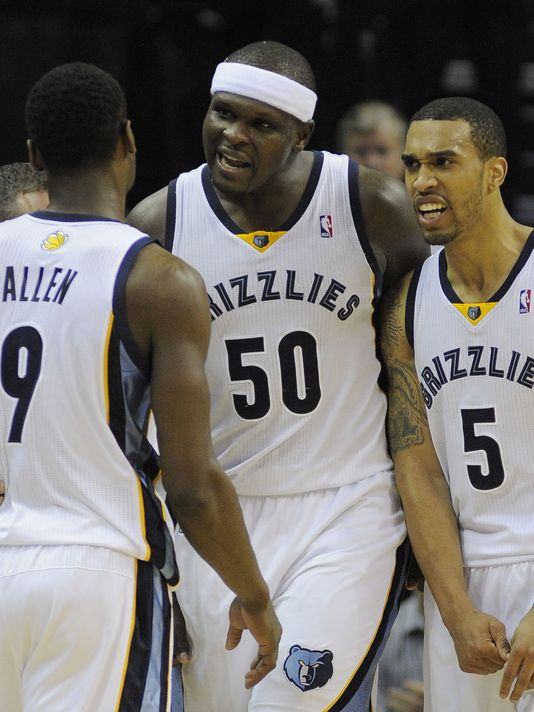 Zach Randolph has been amazing since his return. The Grizzlies are on a six game winning streak.